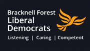 Bracknell Forest Lib Dems Logo