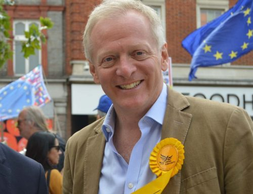 Dr Phillip Lee MP joins Liberal Democrats
